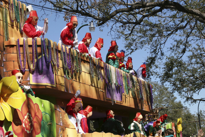 Mardi Gras dates for the next ten years